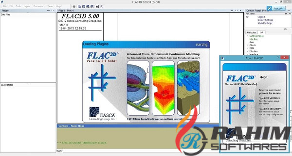 Itasca FLAC3D 5.0 Download Free