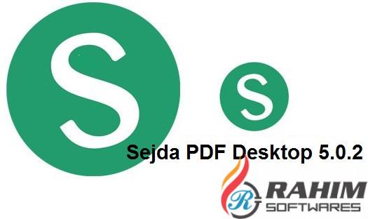 Sejda PDF Desktop 5.0.2 Download