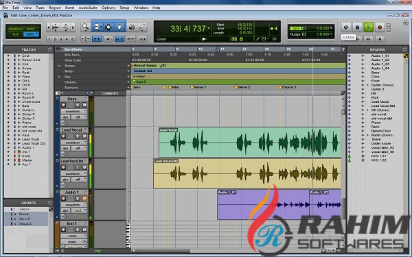 Trial Avid Pro Tools HD Free Download
