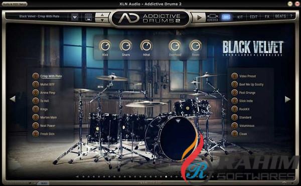 XLN Audio Addictive Drums v2 Free Download (4)