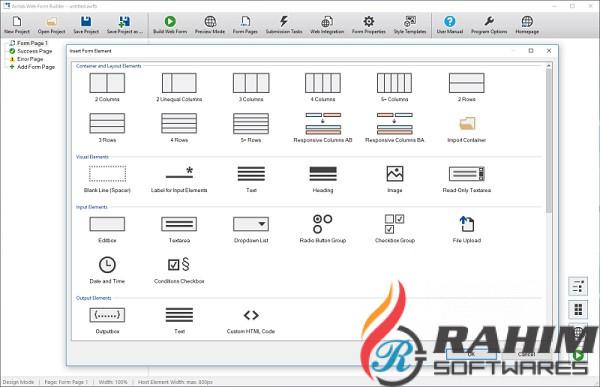 Arclab Web Form Builder 4.3.0 Free Download (2)