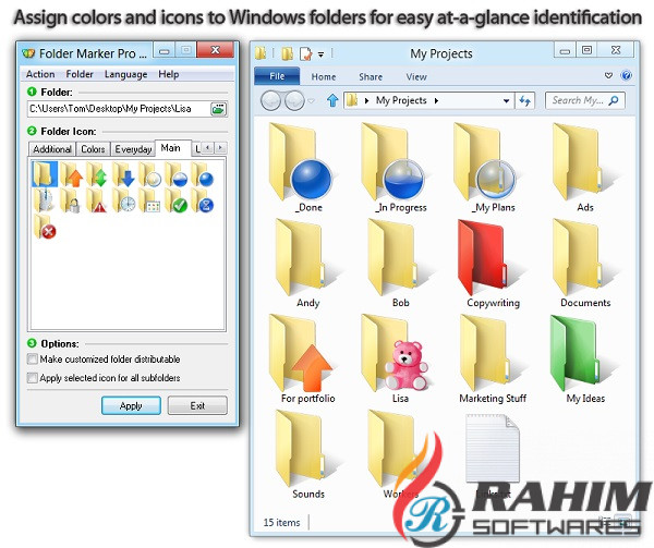 Folder Marker Pro v3.2 Free Download (21)