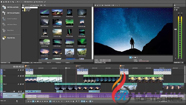 MAGIX VEGAS Movie Studio Platinum 16.0 Free Download (1)