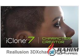Reallusion 3DXchange 7.4.2 Free Download