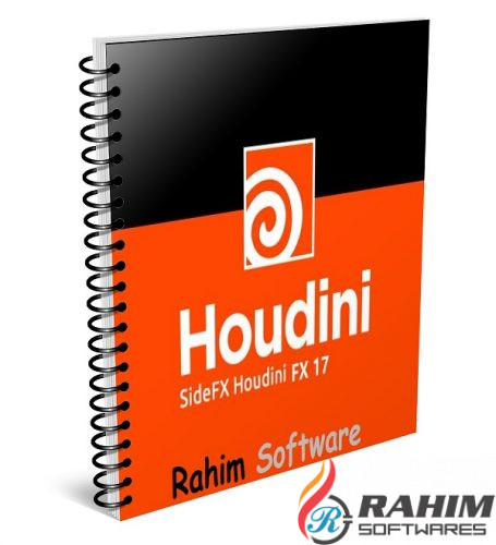 SideFX Houdini FX 17 Free Download