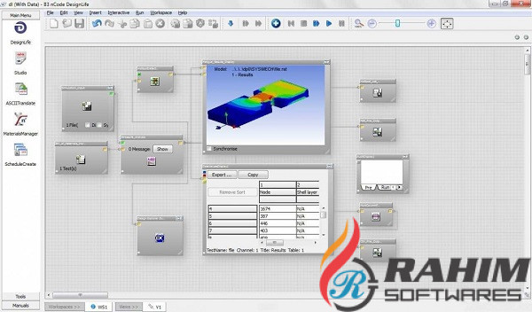 ANSYS nCode DesignLife 2019 R1 64 Bit Free Download (2)