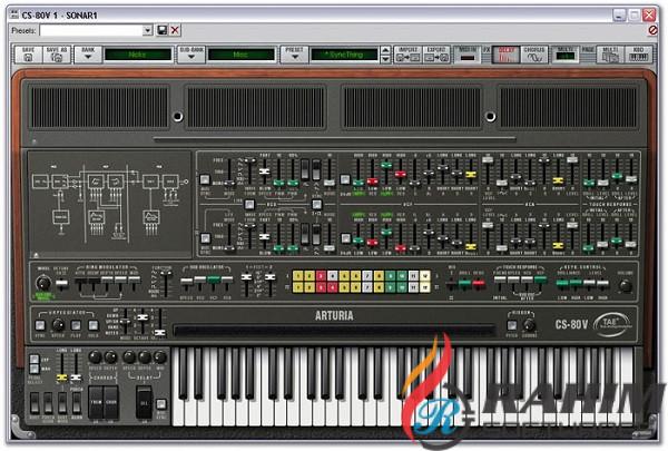 Arturia Jupiter 2.5.0 Free Download (1)