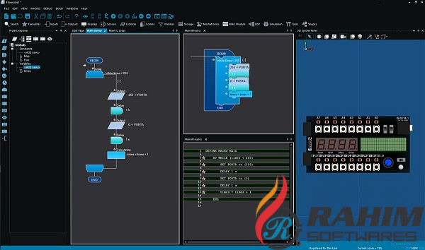 FlowCode Pro 8.0 Free Download (1)