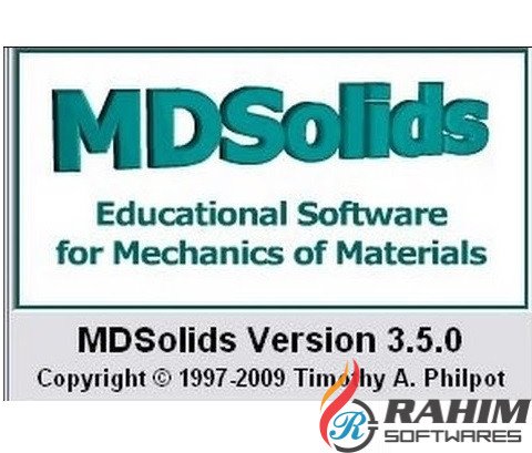 Free MDSolids Download and Install Windows