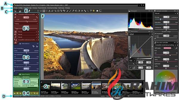 SILKYPIX Developer Studio Pro 9 Free Download (2)