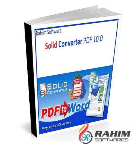 Solid Converter PDF 10.0 Free Download (1)