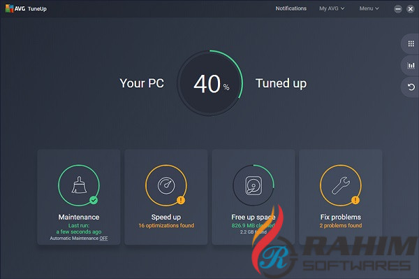 AVG TuneUp 2019 Download
