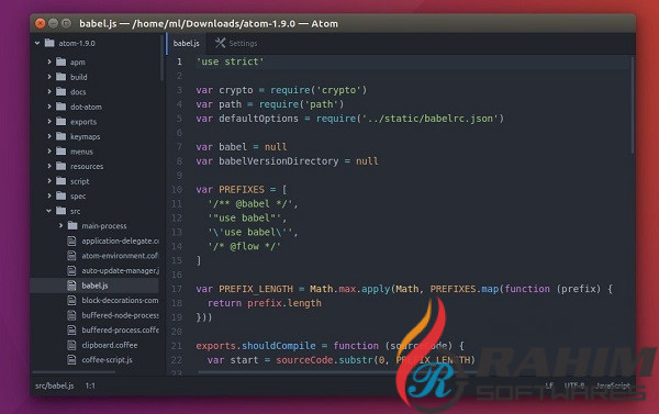Atom 1.3 Portable Download