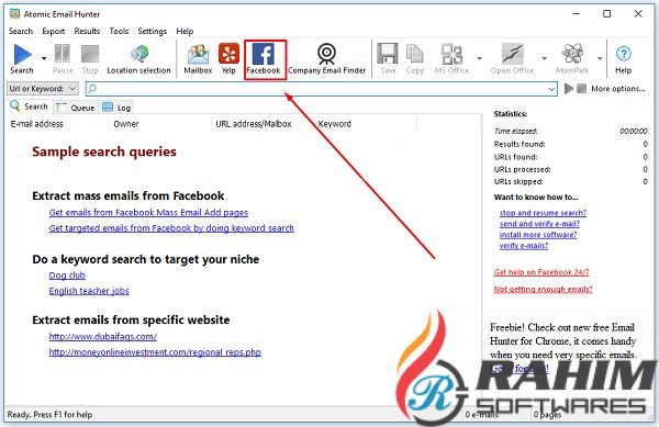 Atomic Email Hunter 14.4 Free Download