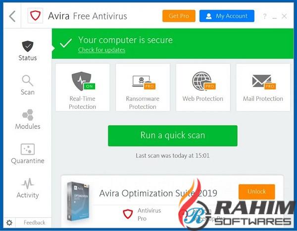 Avira Antivirus Pro 2019 Free Download (11)