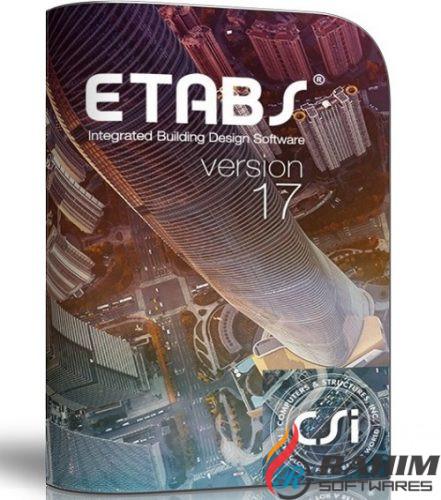 Download CSI ETABS Ultimate 17