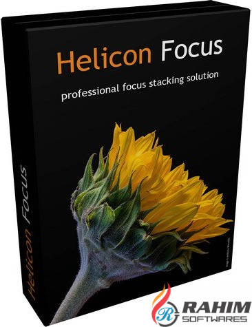 Helicon Focus Pro 7.5.4 Portable Free