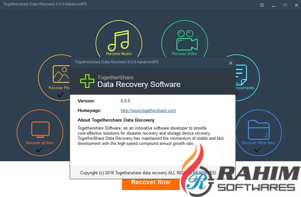 TogetherShare Data Recovery All Edition 6.6 Free Download (4)