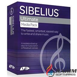 Download Avid Sibelius Ultimate 2019.5 Free