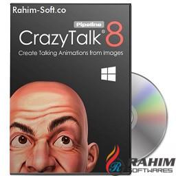 Download CrazyTalk Pipeline 8.13 Free