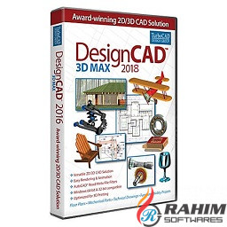 Download IMSI DesignCAD 3D Max 2018 27.0 Free