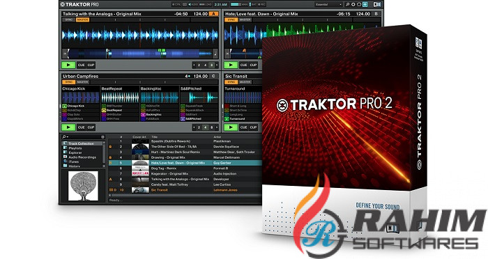 Native Instruments Traktor Pro 3 1 Free Download