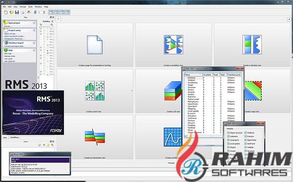 Download Roxar RMS 2013.0 free