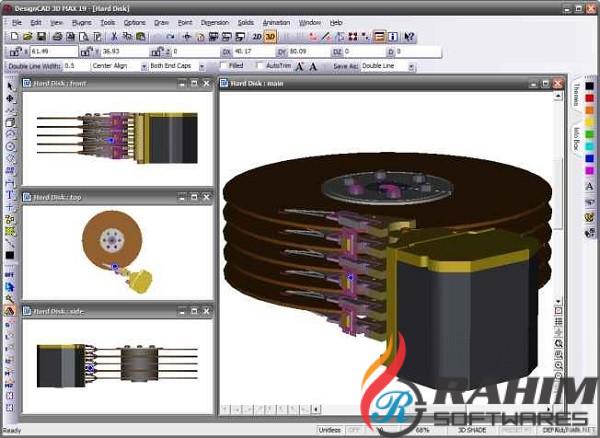 IMSI DesignCAD 3D Max 2018 Free Download for PC