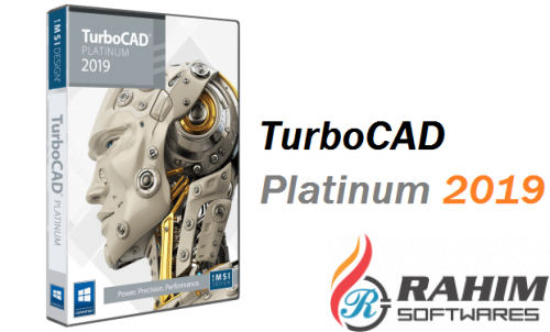 TurboCAD Platinum 2019 Free Download