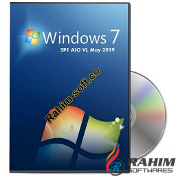 Windows 7 SP1 AIO VL May Free Download