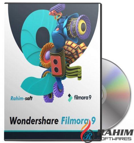 Wondershare Filmora 9.1 Portable Free Download