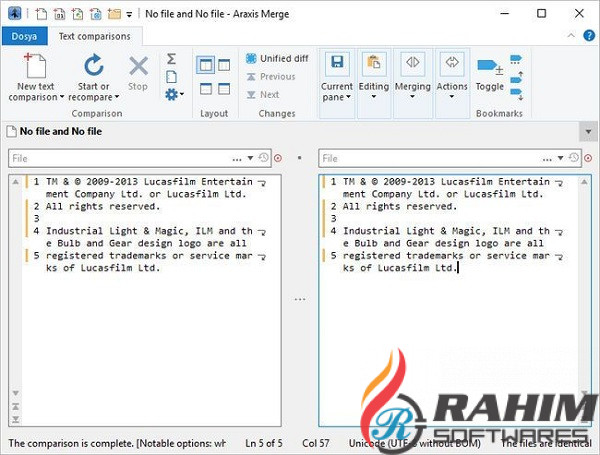 Download Araxis Merge Professional 2019.51 Free