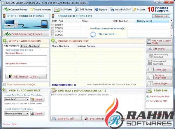 Download Bulk SMS Sender 2.8.1 Free