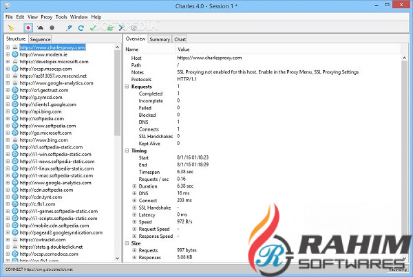 Download Charles Proxy 4.2 Free