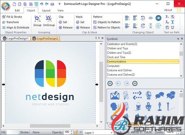 Download EximiousSoft Logo Designer Pro 3.05 Free