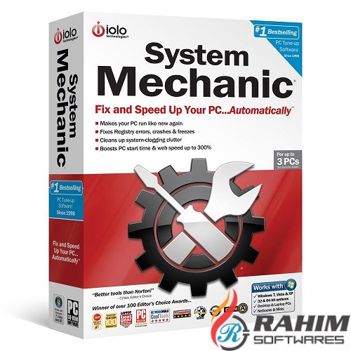 System Mechanic 14.5 Free Download for PC