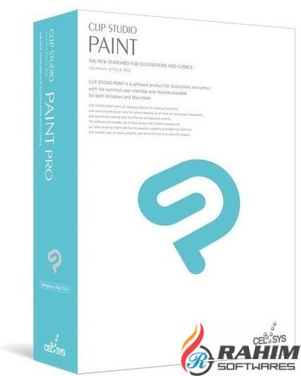 CLIP STUDIO PAINT EX 1.9.1 Free Download X64