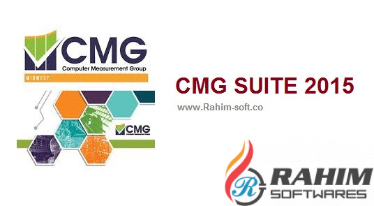 CMG SUITE 2015 for Windows Free Download