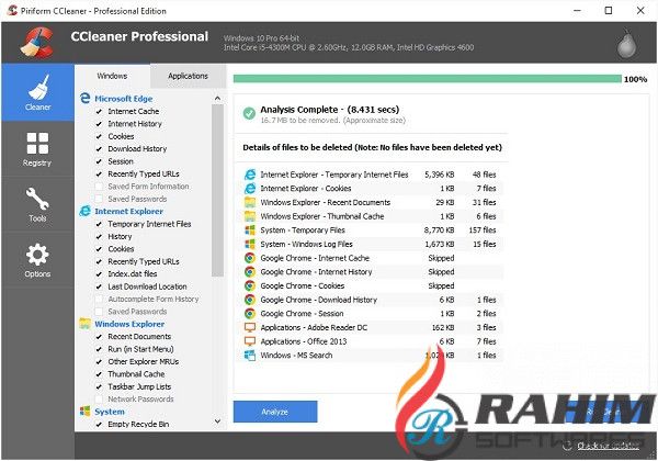 Download CCleaner Professional 5.6 Free