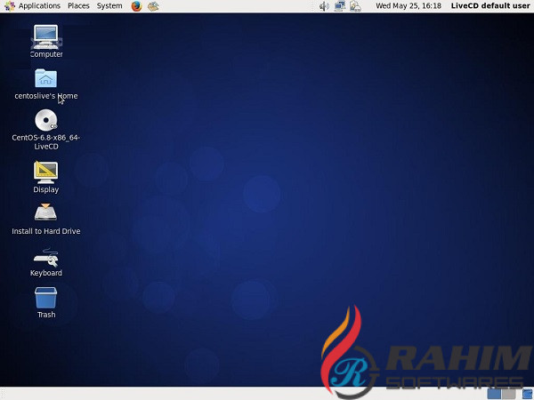 Download CentOS ISO Free