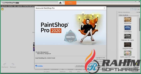 Download Corel PaintShop 2020 Free