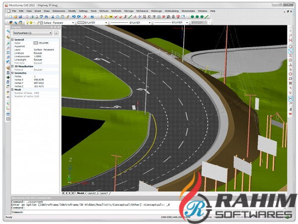 Download MicroSurvey CAD 2015 for Windows Free