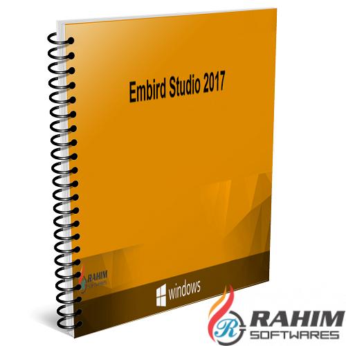 Embird Studio 2017 v10.2 Free Download