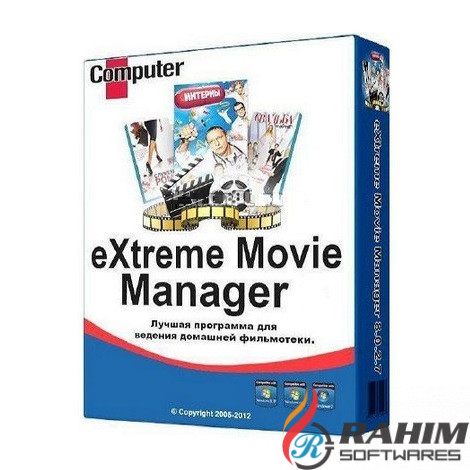 Extreme Movie Manager 10.0 Free Download
