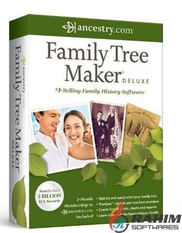 Family Tree Maker 2017 v23 Free Download