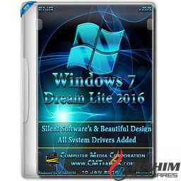 Windows 7 Aero Blue Edition 2016 Free Download 32 bit