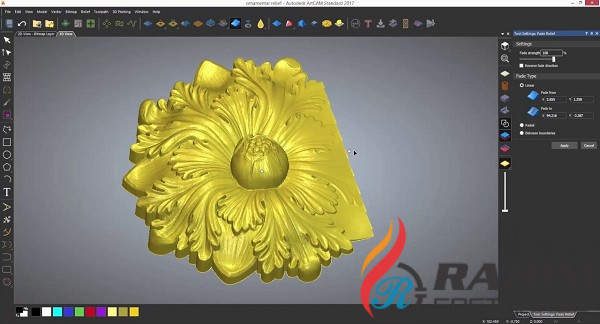 ArtCAM 2008 SP5 Free Download