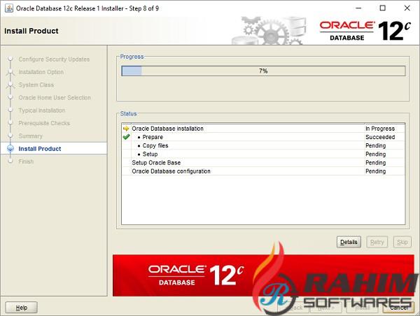Free Download Oracle Database 12c