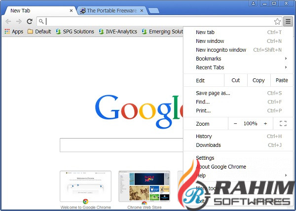 free download google chrome portable latest version