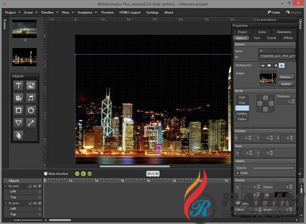 Incomedia WebAnimator Plus 3.0.4 Free Download